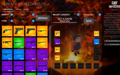 Load Up with Gear Loadouts