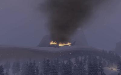 Development Update – Great new visual effects – DOTI on fire!