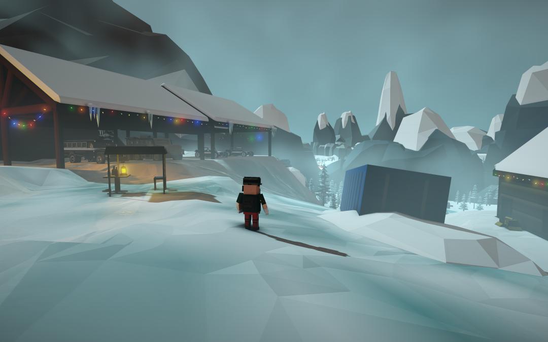 Development Update – A sneak peek at the new character model plus more