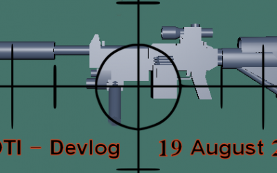 Development Update – Guns, Motorcycles and Comfy Chairs