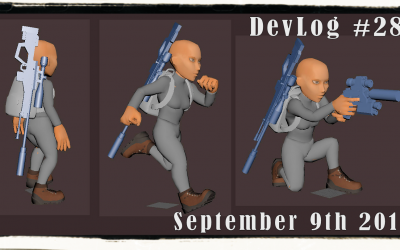 Development Update – Monstrously Mutated Munitions!