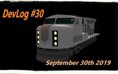 Development Update – Fire up the Loco and hop aboard the DOTI express!